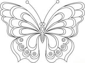 Schmetterling Malvorlage – Ausmalbilder F&252r Kinder sketch template