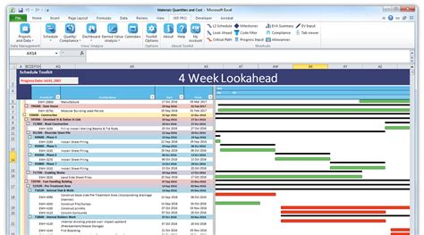 java pattern lookahead exle schedule toolkit view and analyse xer and mpp files in excel
