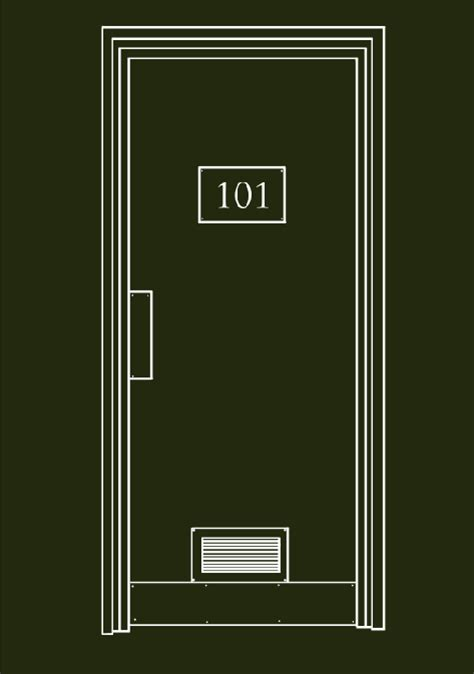 what is in room 101 postcard room 101 by dgym on deviantart