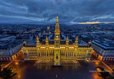 in austria vienna austria 360 176 aerial panoramas 360 176