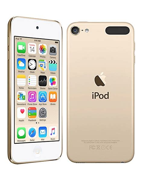 Apple Ipod Touch 6 32gb Protable Player Gold apple ipod touch 32gb gold 6th july marisota