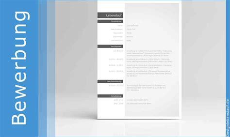 Lebenslauf Punkt Berufserfahrung Bewerbung Layout Mit Word Open Office Bearbeiten