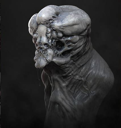 zbrush tutorial gumroad gumroad greyscale creature concepts by kurt papstein