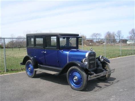 1925 Chevrolet Superior K For Sale in Emeryville, Ontario