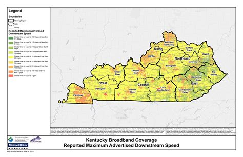kentucky governor map maps kentucky wired