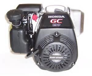 Honda Gc 190 Honda Horizontal Engine 5 2 Net Hp 187cc 3 4 Quot X 2 7 16 Quot