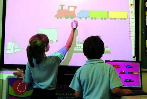 new year interactive whiteboard schools to install digital whiteboards technology