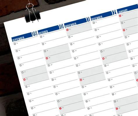 desain template kalender 18 best desain kalender format kalender gambar