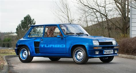 renault hatchback from the 1980s the renault 5 turbo that packs supercar punch