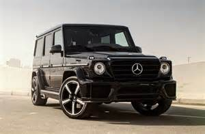 Mercedes G Class Ares Performance Mercedes G Class Revealed