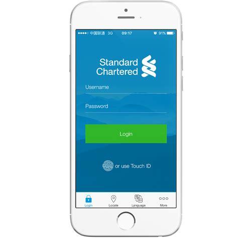 standard chartered bank pakistan banking login standard chartered mobile touch login standard chartered