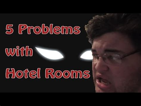 Problems With Rooms by 5 Problems With Hotel Rooms