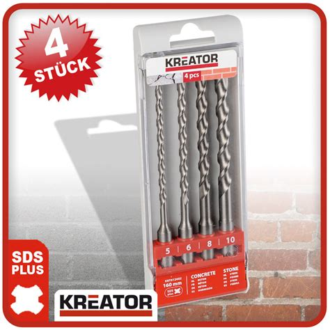 sds bohrer 10 mm sds plus bohrer beton bohrerset l160mm 5 6 8 10 mm f 252 r