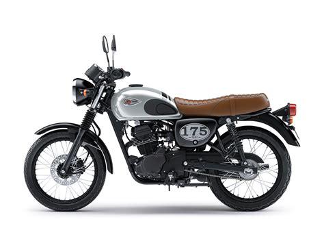 Jual Kawasaki W 175 Se Kaskus ini dia versi kawasaki w175 indonesia harga spesifikasi