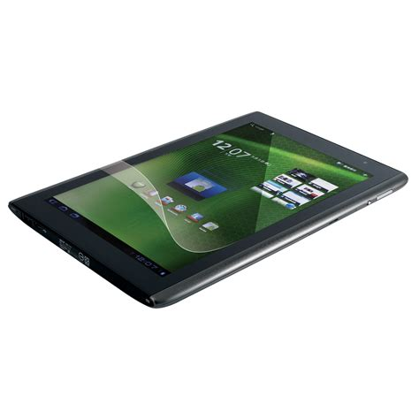 Screen Protector Acer One 10 screen protector for acer 10 tablet clear awv1234us