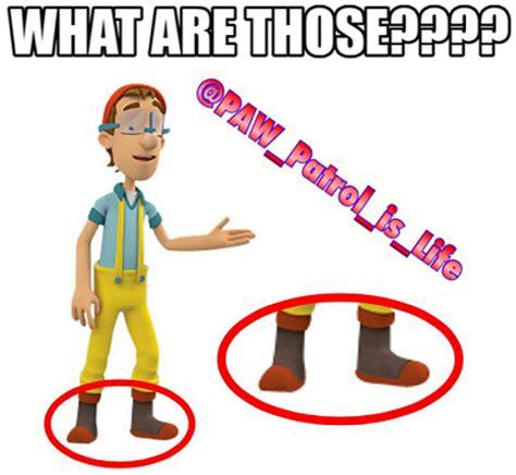 How To Edit Meme Pictures - image paw patrol meme memes edit cap n captain turbot