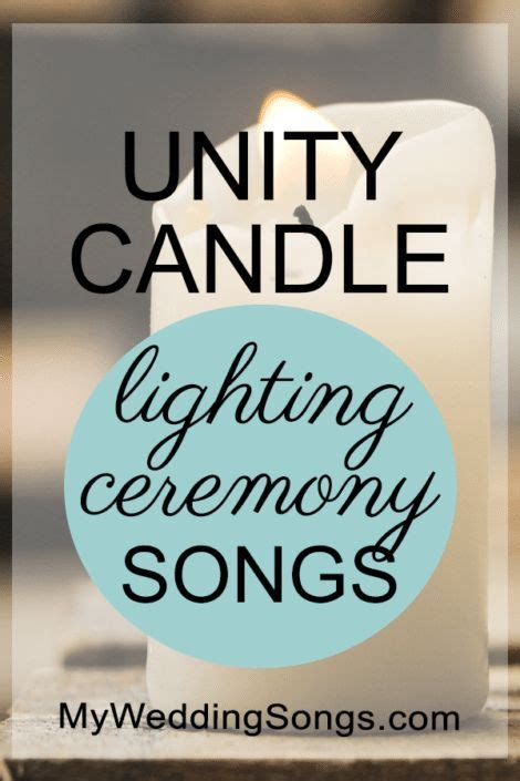 lighting of the unity candle best 25 wedding unity candles ideas on