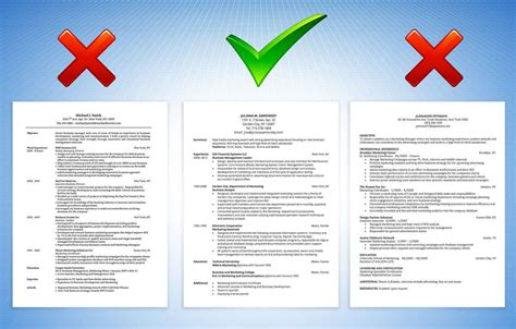 Job Resume Qualifications Examples by 5 Traits Of A Resume That Will Get You Hired Careerbuilder