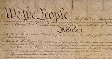 article 1 section 6 of the constitution 8 facts about article 1 of the constitution fact file