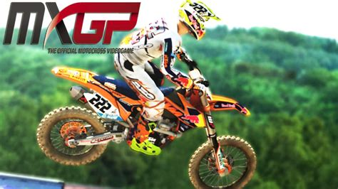 video motocross mxgp the official motocross videogame gameplay pc