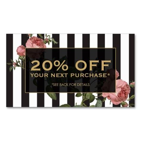 20 discount card template 9 best images about coupon cards discount cards on