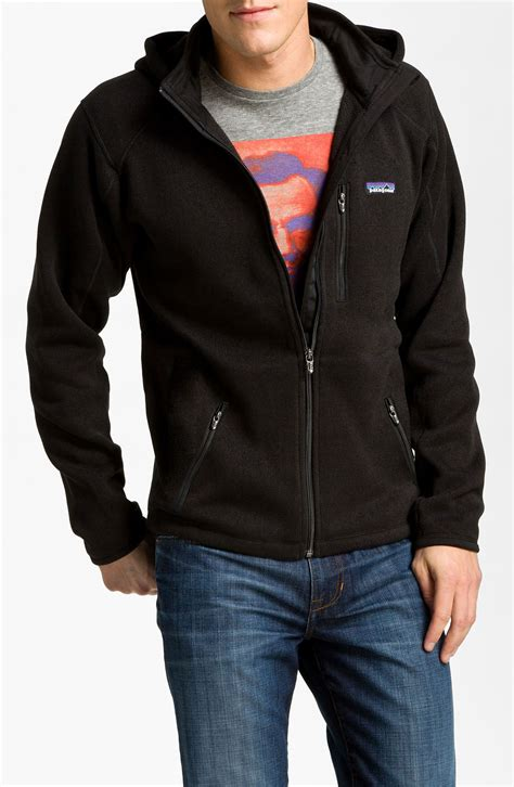 Sweater Kllr Terbaru Hodie Zipper patagonia better sweater zip fleece hoodie in black for lyst