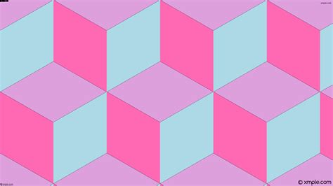 Pink And Purple L by 3d Cubes Wallpapers Background Images