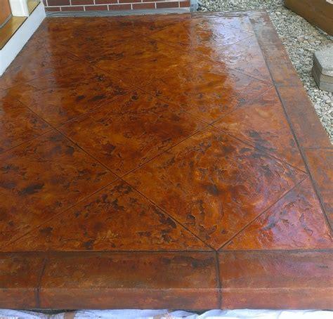 Concrete Flooring   Tuscan Slate   Columbus, Ohio