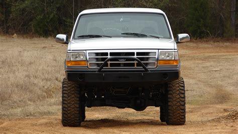 prerunner bronco bumper for bronco off road bumper 03fx4af s 1995 ford bronco in