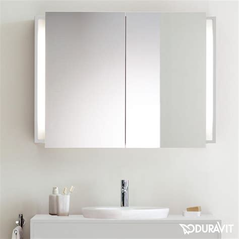 duravit bathroom mirrors duravit mirror cabinet mf cabinets