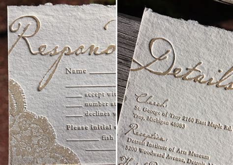 vintage lace wedding invites vintage lace wedding invitations for classical look ipunya