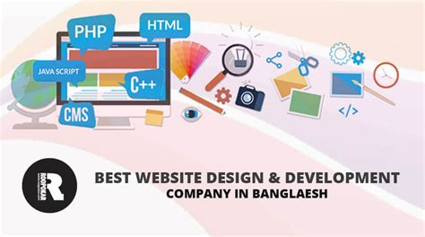 Website Design And Development Company by Roopokar Bangladesh Best Website Design And Development