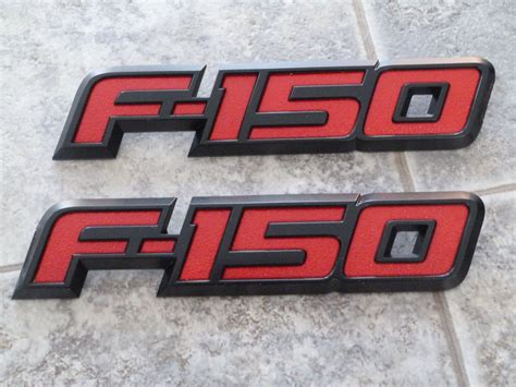 Ford F150 Emblems by Ptm Ford Emblems Ford F150 Forum Community Of Ford