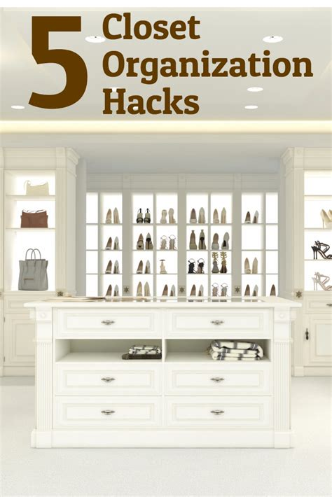 closet organization hacks 5 hacks to organize a small closet efficiently the