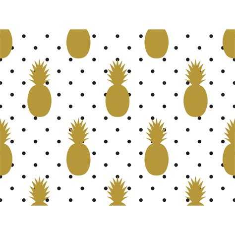 Fruit Decoration For Kids Papier Peint Adh 233 Sif Ananas Madehomeshop Fr