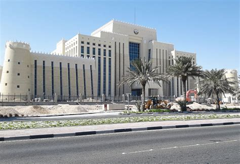 Ministry Of Interior Qatar by Doha Architectural Landscape Battle Continues