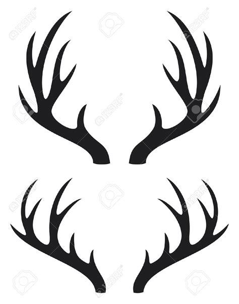 deer antler clip deer antler clipart clipground