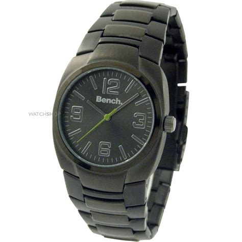 bench mens watch men s bench watch bc0135bk watch shop com