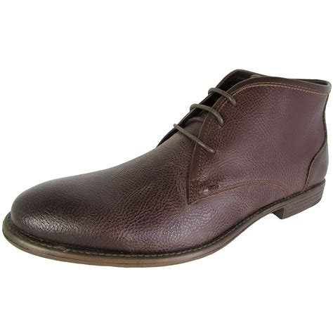 robert wayne mens boots robert wayne mens graham chukka ankle boot shoes ebay