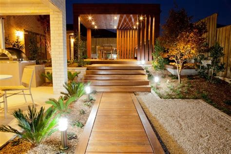 landscape lighting ideas walkways outdoor lighting ideas