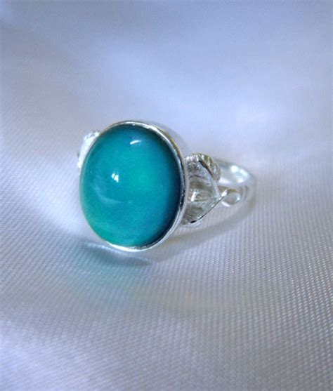 sterling silver oval mood ring best mood rings