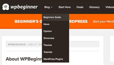 wordpress tutorial navigation menu 15 best tutorials to master wordpress navigation menus