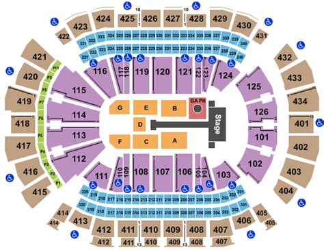 Toyota Center Box Office Hours Houston Concert Tickets Seating Chart Toyota Center