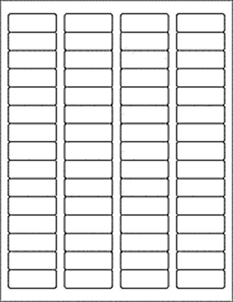 52 Labels Per Sheet Template by Template For Mailing Labels 30 Per Page
