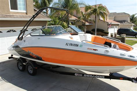 sea doo boat capacity sea doo 230 sp 2011 for sale for 5 000 boats from usa