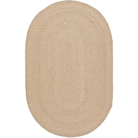 oval braided rugs 9x12 home decorators collection winchester oatmeal 9 ft x 12 ft oval braided area rug 3353735440