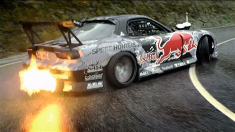 mad mike rx7 watch a 750bhp rx 7 drift in nz top gear