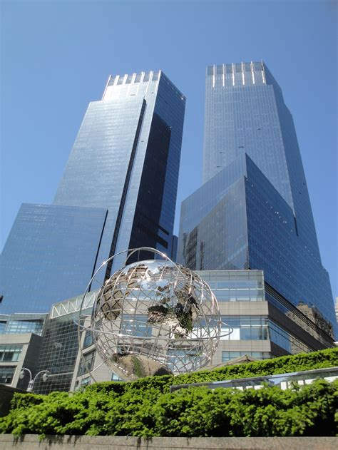 Home Design Stores Columbus by Luxury New York Penthouse In The Time Warner Center