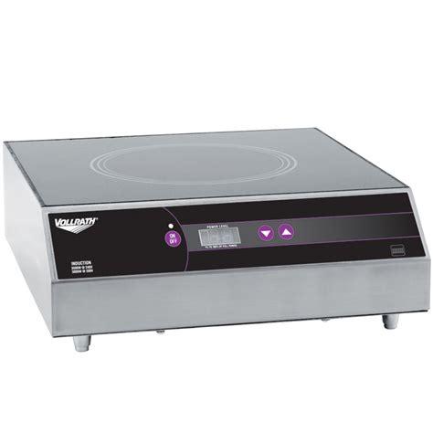 Countertop Induction Cooker - vollrath 69504 ultra series countertop induction range