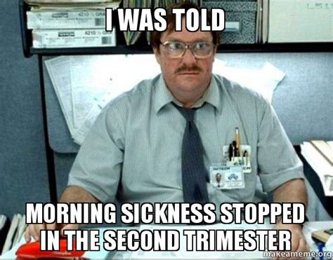 Sickness Meme - morning sickness not just in the morning remedies that